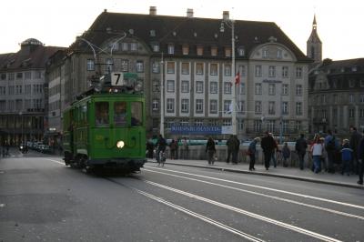 Oldtimer Tram Nr 7