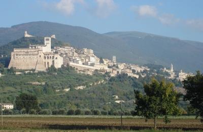 Assisi - die Stadt des Hl. Franziskus