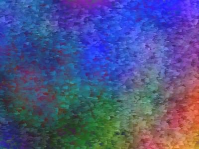 Hintergrund Farbgewitter