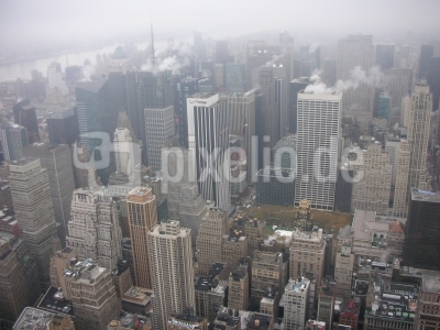 Manhattan von oben 2