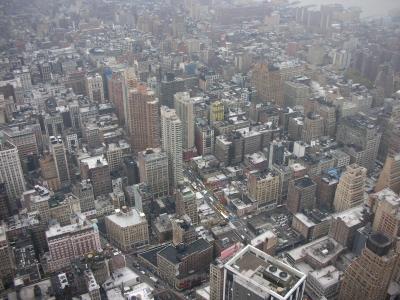 Manhattan von oben 5