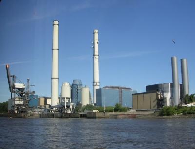 Kraftwerk Wedel (bei Hamburg)