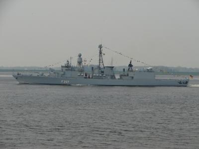 Schiff der Marine