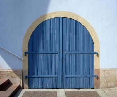 Blaues Tor