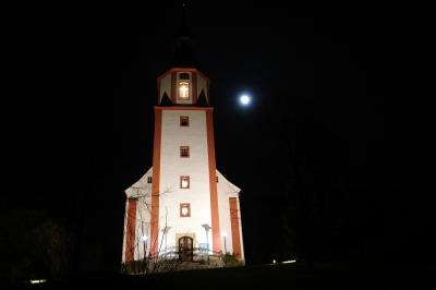 Nachts im Advent