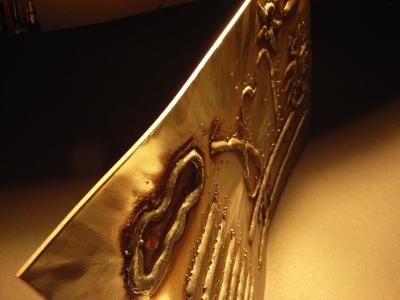 ...nicht alles Gold, was glänzt...