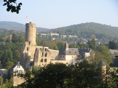Burg in Eppstein
