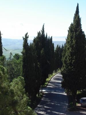 In der Toscana