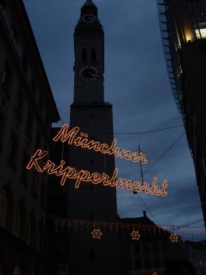 Münchner Kripperlmarkt