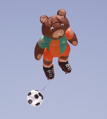 Fliegender Werder Bremen Spieler