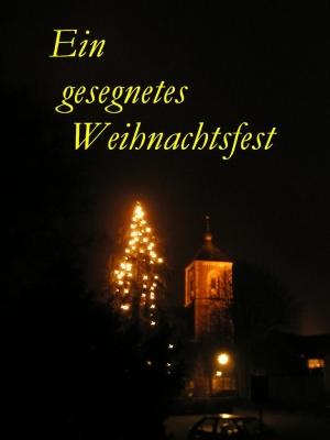 * * Weihnachtkarte * *