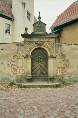 Tür in Meissen