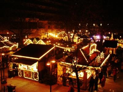 Pforzheimer Weihnachtsmarkt.Kostenloses Foto Weihnachtsmarkt In Pforzheim Pixelio De