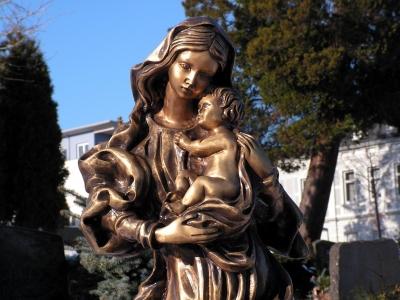 Maria mit Jesukind