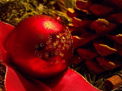 Weihnachtliche Dekoration_2