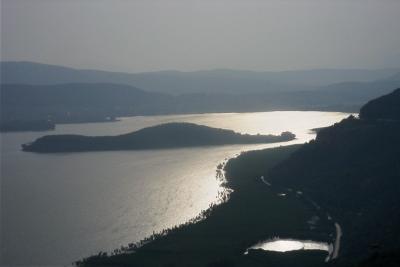 Der See von Ioannina