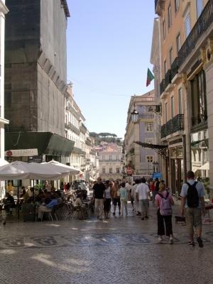 Einkaufen in Lissabon