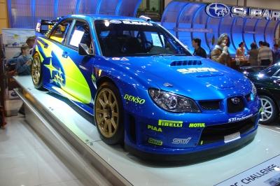 Subaru Imprza WRC 2006