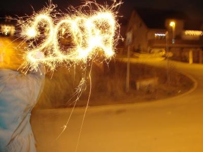 Prosit Neujahr 2007!