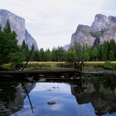Spätsommer in Yosemite Valley