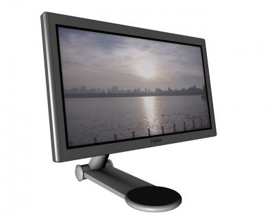 3D Flatscreen