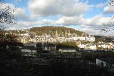 Blick auf Wuppertal #3