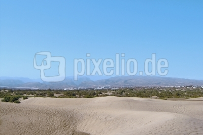 Ein schönes Stück Wüste