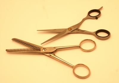 Haarschneidescheren