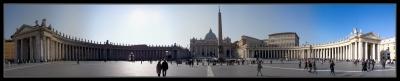Panorama Petersplatz