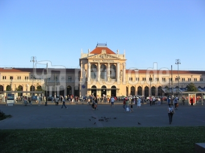 Hauptbahnhof Zagreb