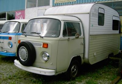 Alter  VW Camper