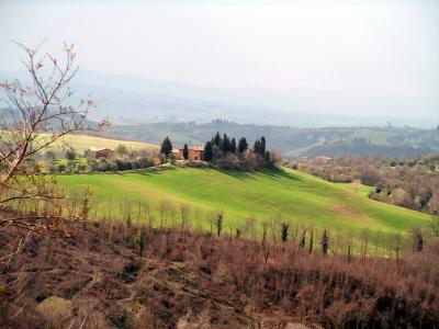 Einsames Gehöft in der Toskana #2