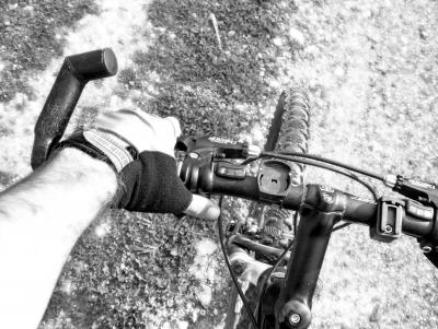 Auf dem Rad