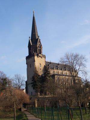 Friedenskirche in Radebeul Altkötzschenbroda
