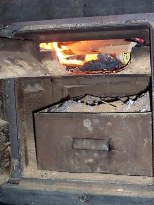 Feuer und Asche