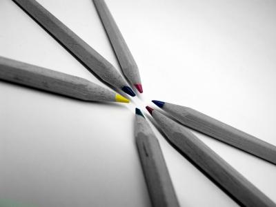 Bleistift 2 SW