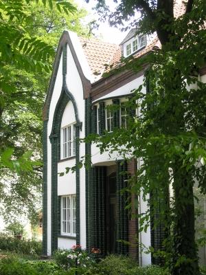 Haus Behrens (Mathildenhöhe Darmstadt)