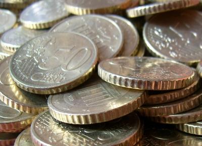 50-Cent-Stücke