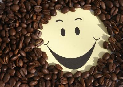 Ich liebe Kaffee!