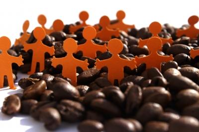 Fairer Handel Kaffeebauern oder Kaffeefans