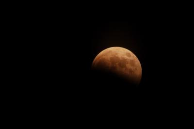 Mondfinsternis die Zweite