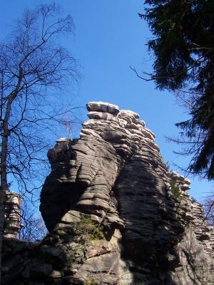 Greifensteine im Erzgebirge