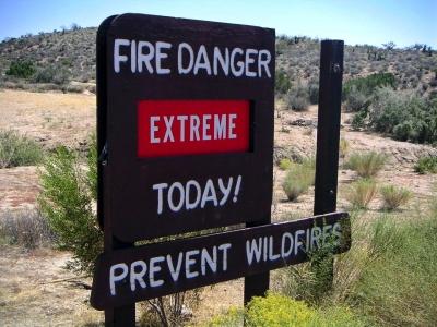 Brandgefährlich