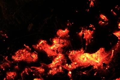 Blick ins Feuer 2