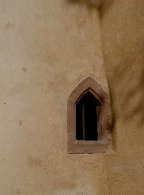 Kirchenfenster schlicht