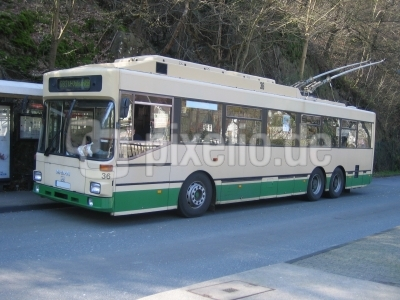 Solingen - O-Bus 36