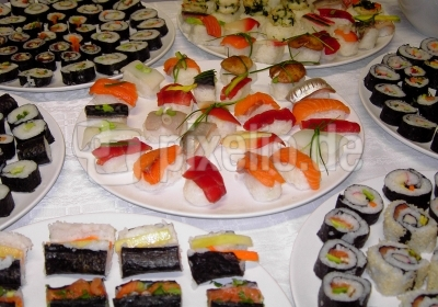 Bastelabend ! (private Sushi-Party)