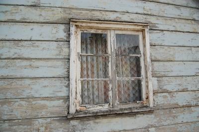 vergessenes Fenster #3