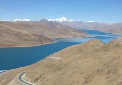 Kangbala-Pass in Tibet