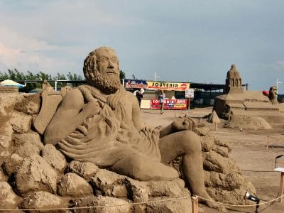 Sand CIty, Odyseus